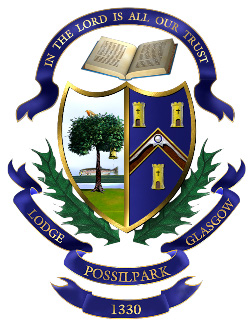 Lodge Possilpark 1330 Crest